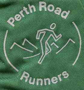 Perth Road Runners Badge