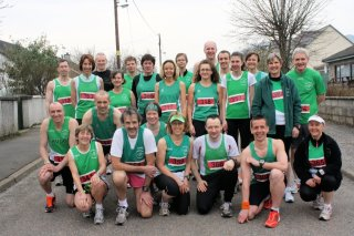 Perth Road Runners Newtonmore 2012