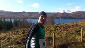 John Rudd PRR Loch Katrine Marathon 2014