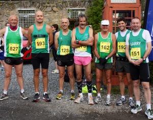 Aberfeldy Marathon 2014