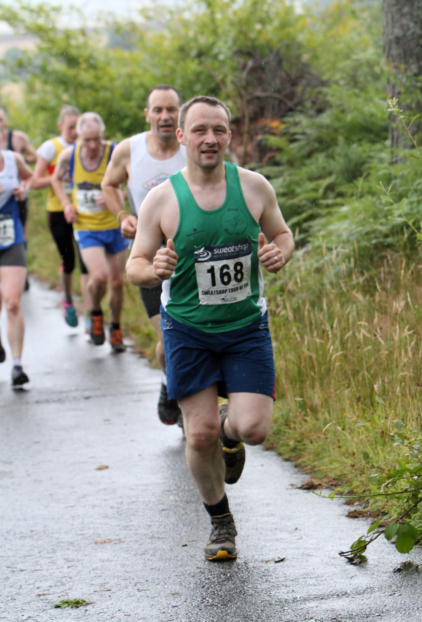 Grant Strachan, Strathmiglo, TOF 100814