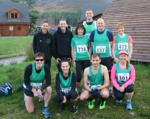Aviemore Half Marathon 2014
