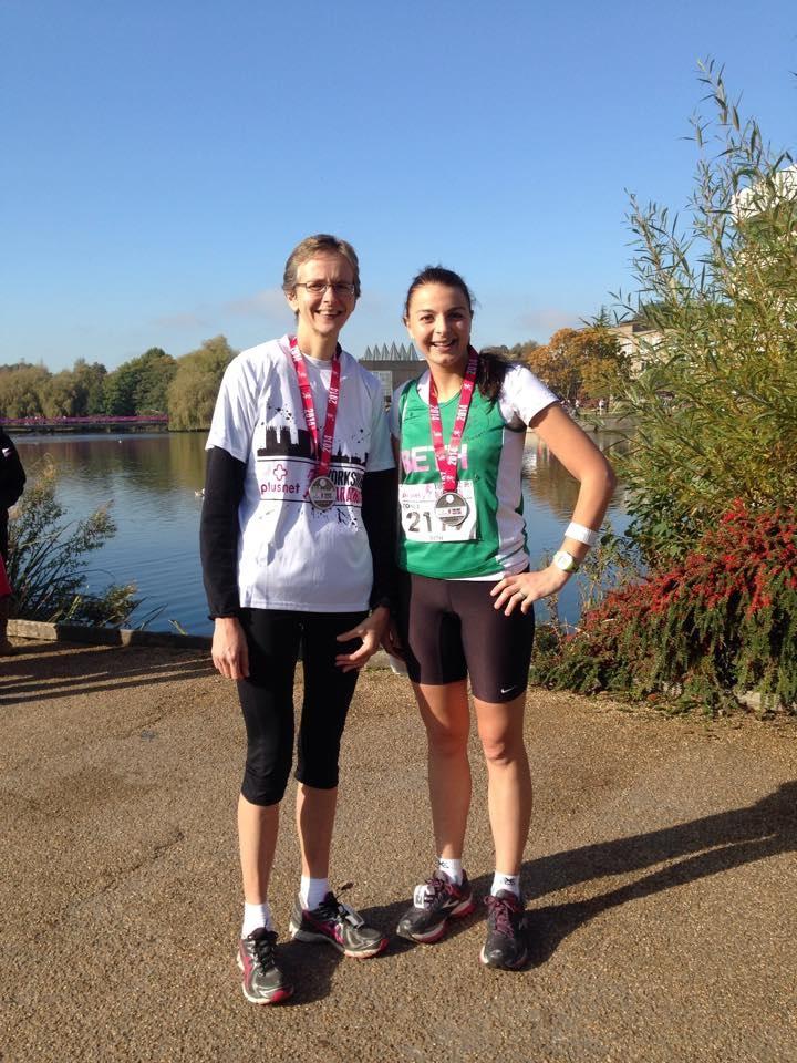 Yorkshire Marathon 2014