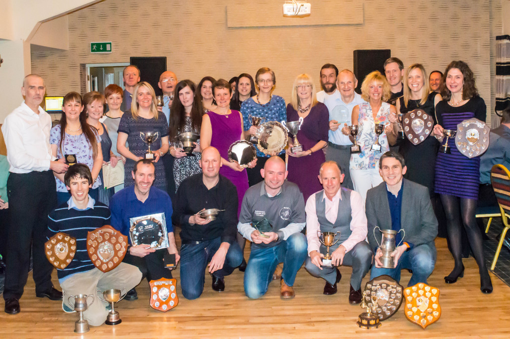 PRR Presentation night winners