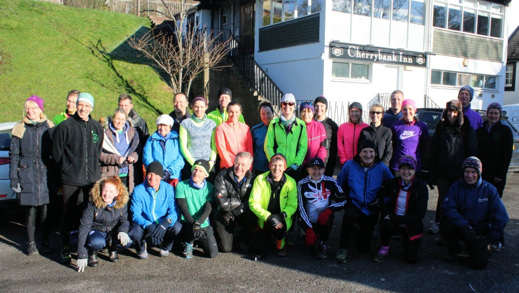 Wee winter run 2016