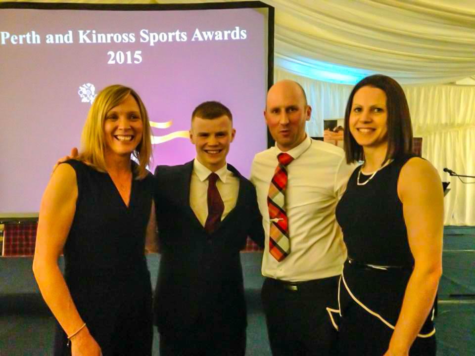 PRR at the P&K Sports Awards