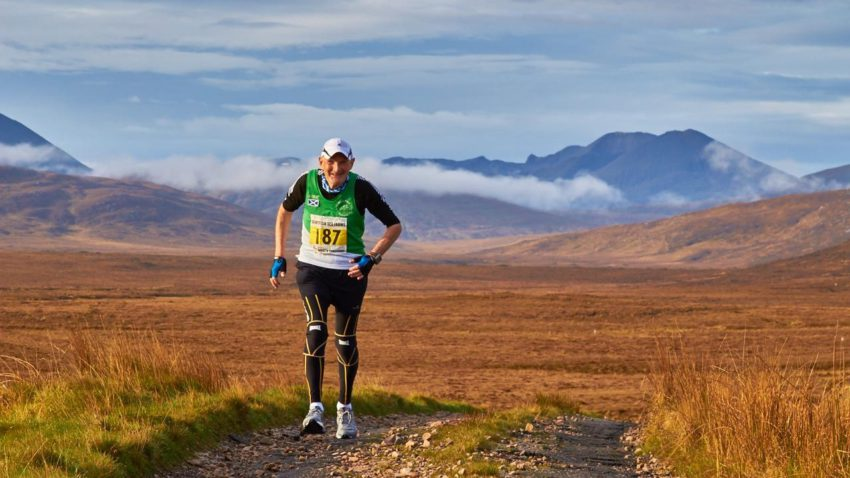 Robin Cape Wrath Marathon