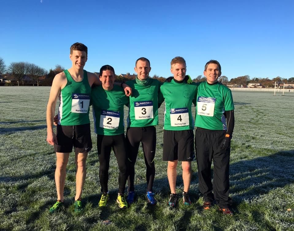 Hartley team